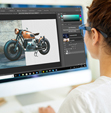 FWS Provided Image Clipping Services to New Zealand Bike Designers