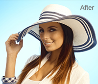 Photoshop Color Correction After
