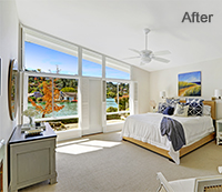 Real Estate Photo Enhancement with Photoshop After