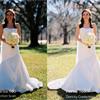 Wedding Image Density Correction