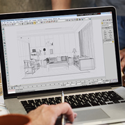 Case Study on 3D Furniture Modeling and Marketing Support