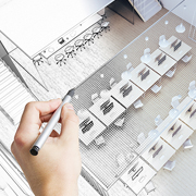 Case Study on Cabinet Vision Drawings to a Closet Design Firm