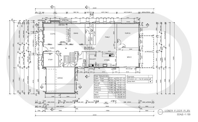 Outsource land development services flatworld solutions for Sample building plans