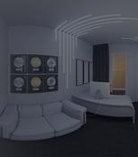 360-degree Panorama Rendering