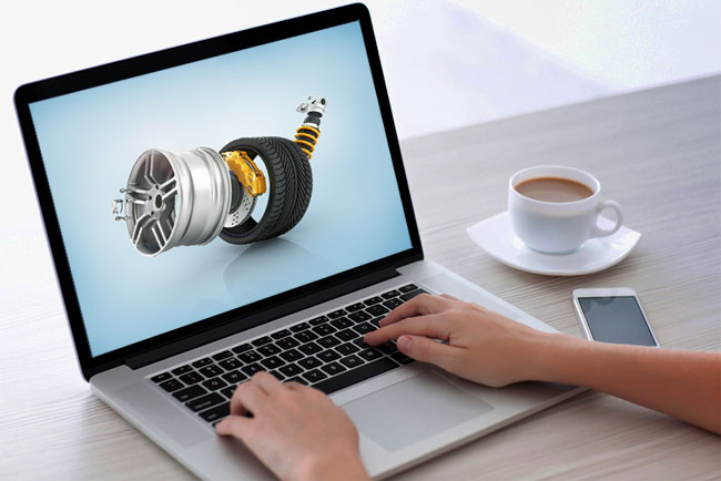 3d rendering in mechanical product design fws