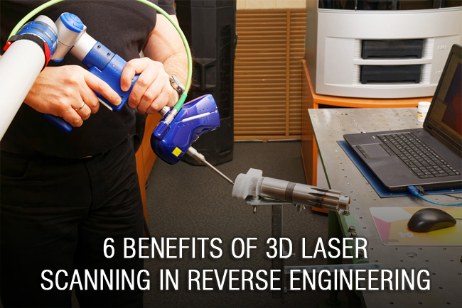 3D Laser Scanning Benefits in Reverse Engineering - FWS