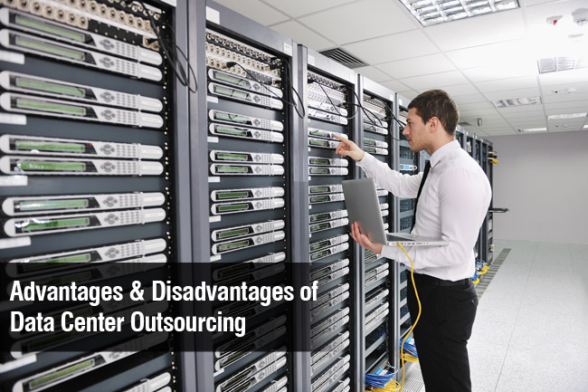 Advantages & Disadvantages of Data Center Outsourcing - FWS