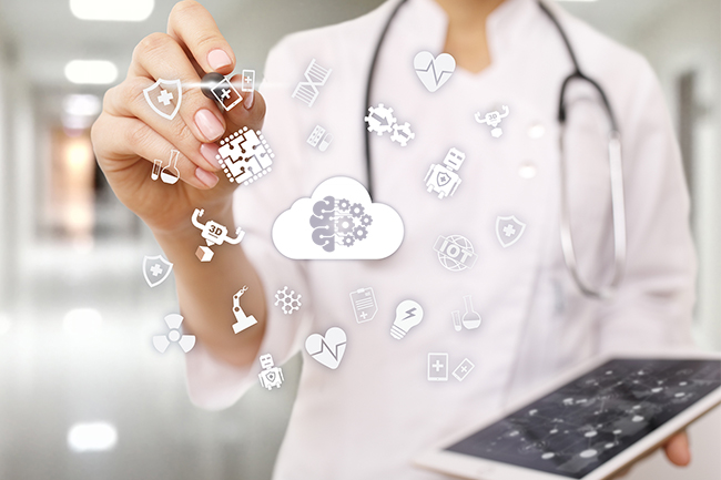 Top 10 Applications of Machine Learning in Healthcare - FWS