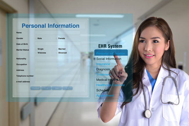 Outsource Electronic Health Records Services - FWS