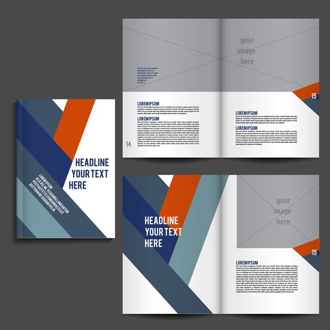 Magazine Columns Are Backbone Of A Magazine Design Layout