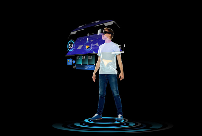 Microsoft HoloLens: Bringing AR & VR Together - Flatworld