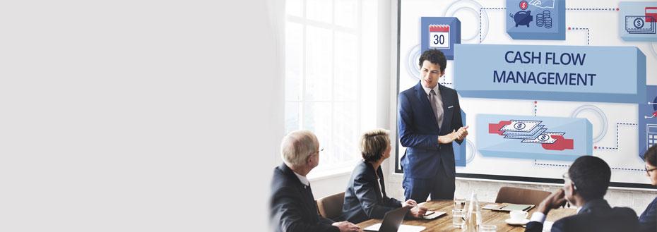 Outsource Cash Flow Management Services