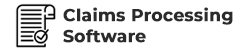 Claims Processing Software