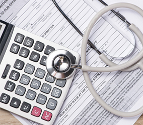 FWS Provided Healthcare Accounts Receivable Services