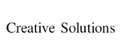 Creative Solutions Accounting