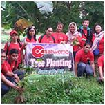 Flatworld Solutions Tree Planting Drive