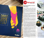 Flatworld Features in Sunstar Davao Yearbook 2017