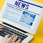 Case Study on News Report Research and Preparation