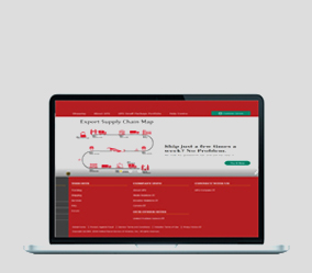 FWS developed Web Portal for World's Largest Logistics Company