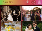 Wedding App - Screenshot 1