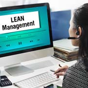 Case Study on Audio Transcription of Lecture Given on Lean Management