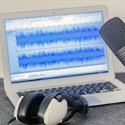 Case Study on Audio Transcription for a Theatre Company